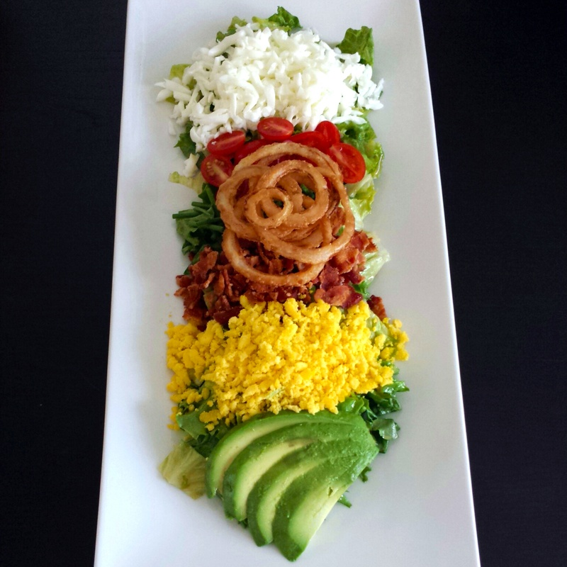 California cobb salad it is a great stand by because you almost always have the ingredients on hand and it will fill you up without weighing you down forumfinder Gallery
